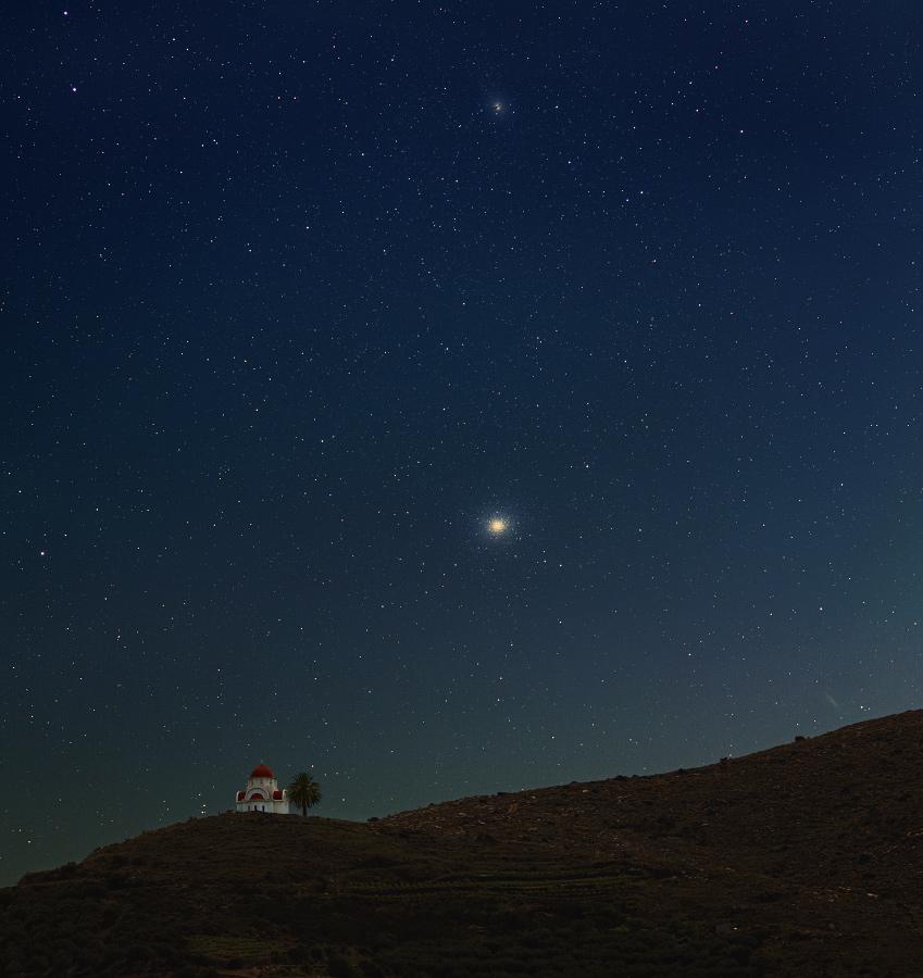 Créditos da imaxe e copyright: Johannes Schedler (Observatorio Panther).