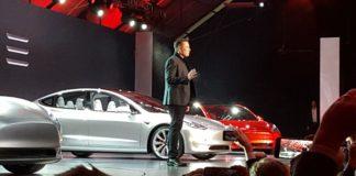 A presentación do último modelo de Tesla supuxo o mellor lanzamento dun produto na historia.