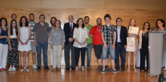 Gañadores da sexta edición do Inspiraciencia.