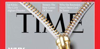 Portada da revista Time dedicada á epixenética.