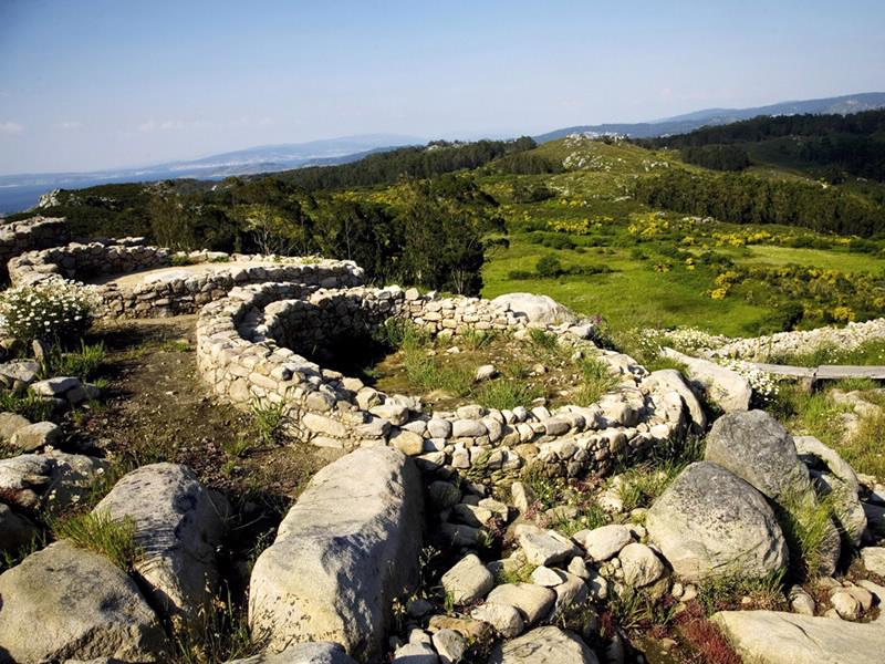 O santuario fenicio de Monte do Facho en Cangas.