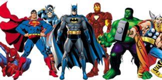O superheroe máis poderoso é sen dúbida Superman.