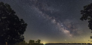 Créditos da imaxe e copyright: Malcolm Park (North York Astronomical Association)