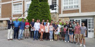 Foto de grupo dos participantes do primeiro CorBI International Course na Coruña / CorBI Foundation.