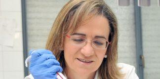 A catedrática de Farmacia e Tecnoloxía Farmacéutica da USC María José Alonso.