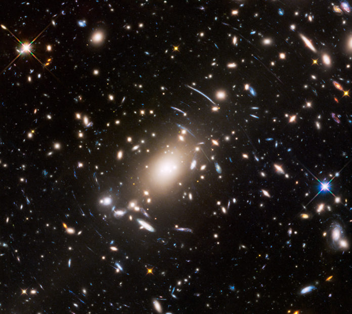 Créditos da imaxe: NASA, ESA, Jennifer Lotz (STScI).