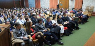 Sesión inaugural do Congreso Internacional de Medicina da USC.