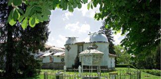 Estación Meteorolóxica do Observatorio Astronómico Ramón María Aller en Campus Vida /USC.