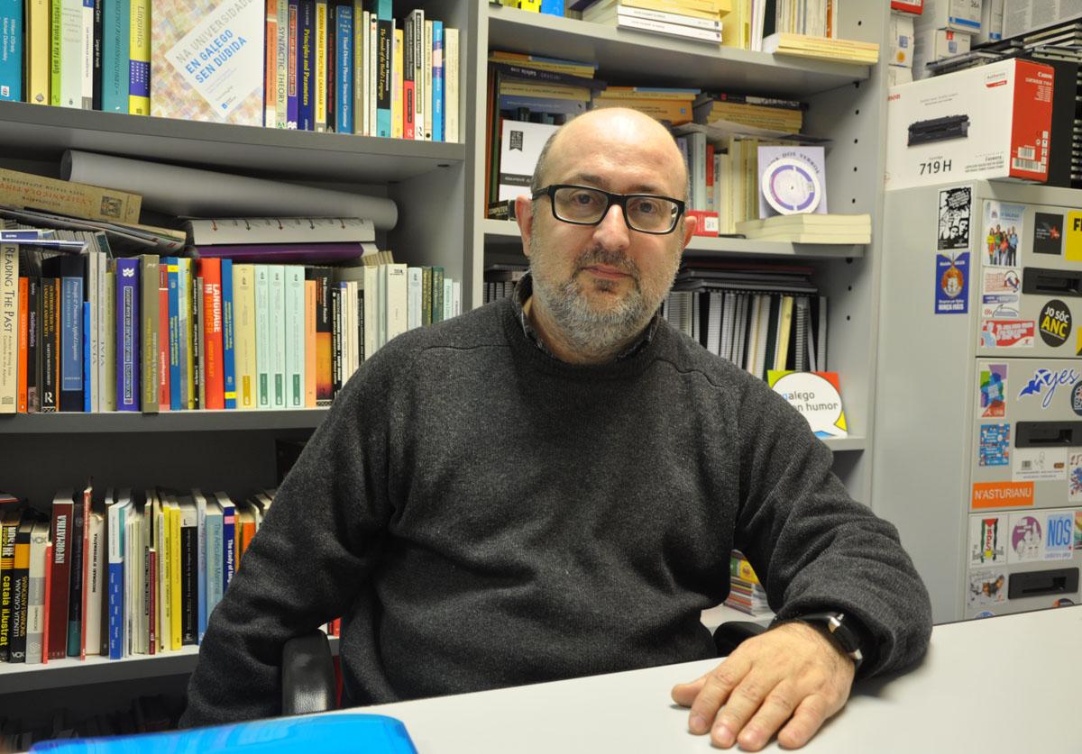 Xavier Gómez Guinovart.