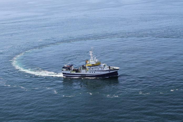 A campaña SECON 16 desenvolverase a bordo do buque Ramón Margalef.