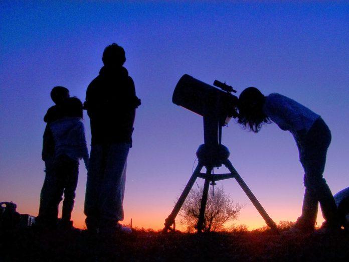 Sesións de observación astronómica por toda Galicia a cargo do programa TodoCosmos.