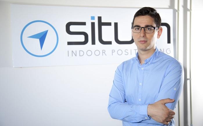 Víctor Álvarez, CEO de Situm.