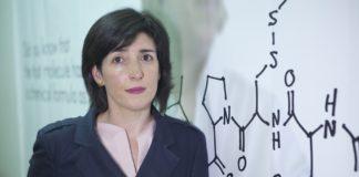 Carme Pampín, presidenta de Bioga.