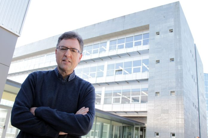 José Luis Mascareñas, director do CIQUS.