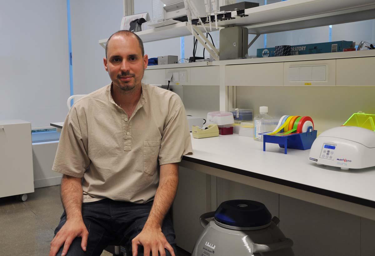 O científico da Universidade foi seleccionado polo European Research Council no programa Starting Grant / DUVI.