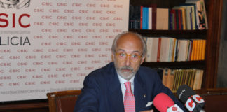 A iniciativa foi presentada polo delegado do CSIC en Galicia, Eduardo Pardo de Guevara y Valdés.