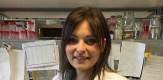 A investigadora da USC Cristina Contreras, coordinadora do estudo.