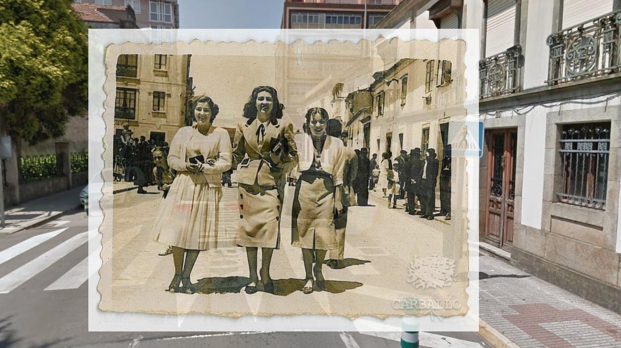 A ferramenta permite comparar as imaxes antigas e as actuais a través de Street View.
