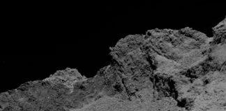 Créditos da imaxe e copyright: ESA, Rosetta, MPS, OSIRIS; UPD/LAM/IAA/SSO/INTA/UPM/DASP/IDA