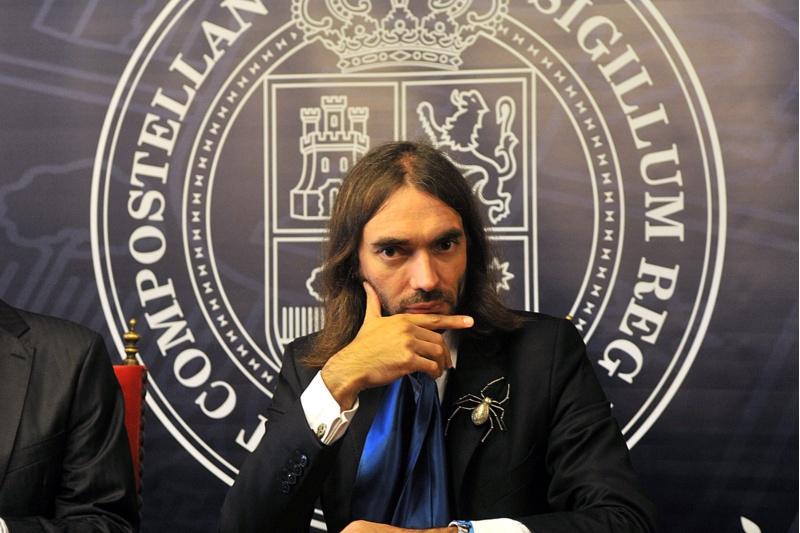 Cédric Villani é un dos matemáticos máis sobresaíntes do mundo.