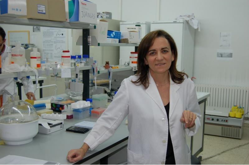 María José Alonso. Imaxe: USC.