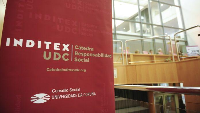 Inditex xa conta na UDC coa súa Cátedra de Responsabilidade Social.