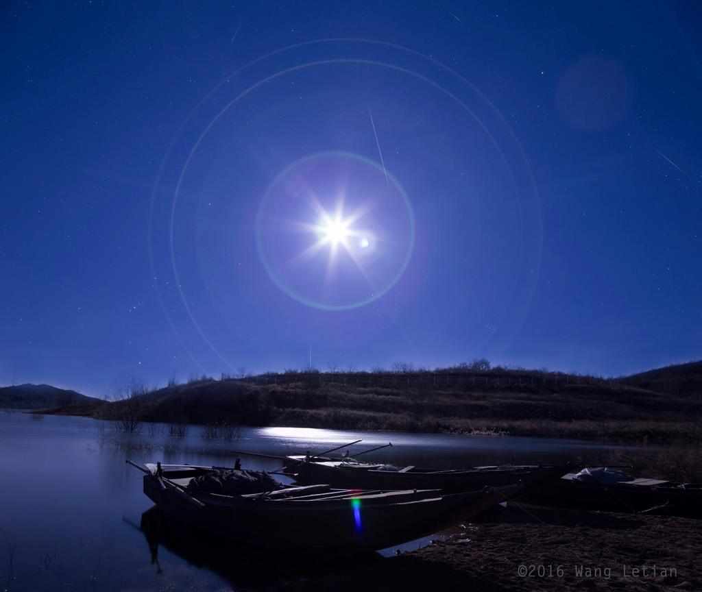 Créditos da imaxe e copyright: Wang, Letian