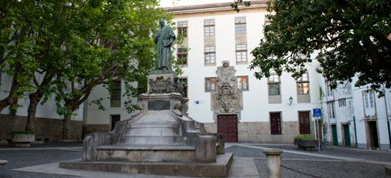 Facultade de Filosofía da USC.