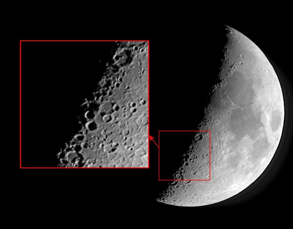 """Créditos da imaxe e copyright: Alessandro Marchini (Observatorio Astronómico, DSFTA – Univ. de Siena), Liceo """"Alessandro Volta"""" Astrónomos Estudantes"""