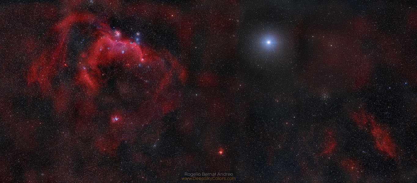 Créditos da imaxe Copyright: Rogelio Bernal Andreo (Deep Sky Colors)