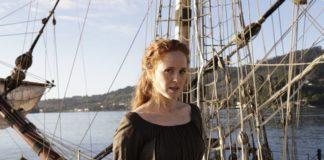 María Castro interpretou a Isabel Zendal na serie sobre a expedición Balmis gravada por TVE.