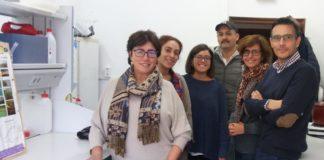 Parte dos investigadores da Unidade Asociada CSIC-UVigo de Agrobioloxía.