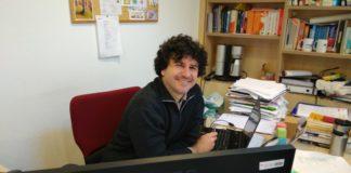 Manuel F. Herrador, da Universidade da Coruña.