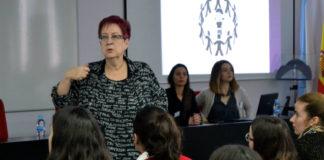 A Facultade de Ciencias da Educación acolleu unha xornada sobre Bullying e Acoso Escolar. Foto: Duvi.
