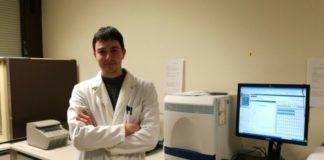 O traballo de Gonzalo permite tomar medidas máis eficaces contra o virus PCV2. Foto: USC.