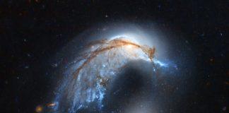 Créditos da imaxe: NASA, ESA, Hubble, HLA; Reprocesado e copyright: Raul Villaverde
