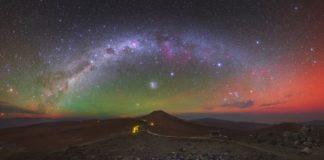 Créditos da imaxe e copyright: Yuri Beletsky (Observatorio Carnegie Las Campanas, TWAN)