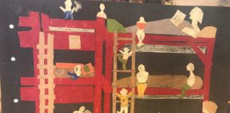 Un dos debuxos que se poderá ver na mostra de Fonseca.