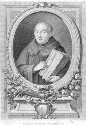 Martín Sarmiento.