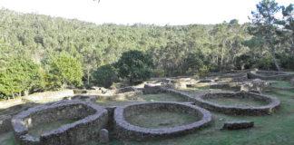 Castro da Cidá, en Borneiro (Cabana de Bergantiños).