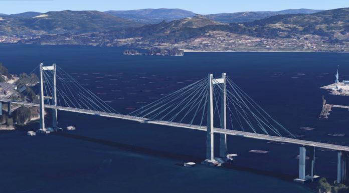 Ponte de Rande.