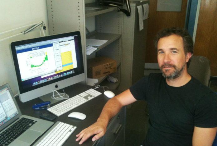Carlos Salgado, actual director do IGFAE. Foto: USC.