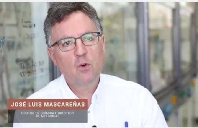José Luis Mascareñas, director do CIQUS de Santiago.