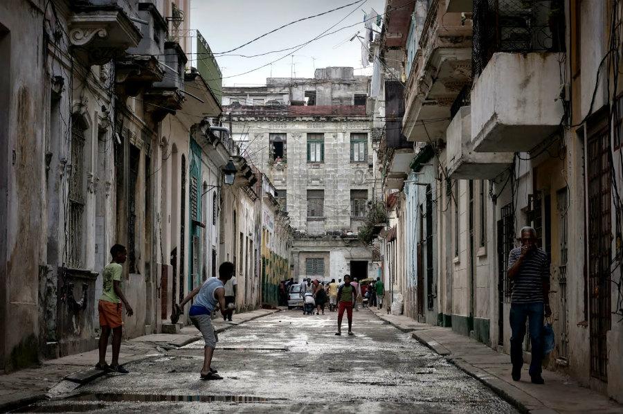 Habana Vieja (Cuba).