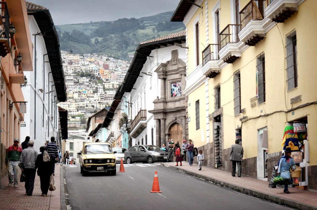 Quito (Ecuador).