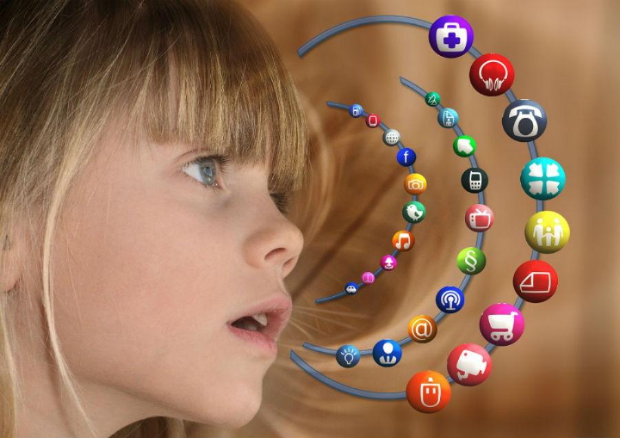 O comportamento nas redes sociais cambia segundo o xénero