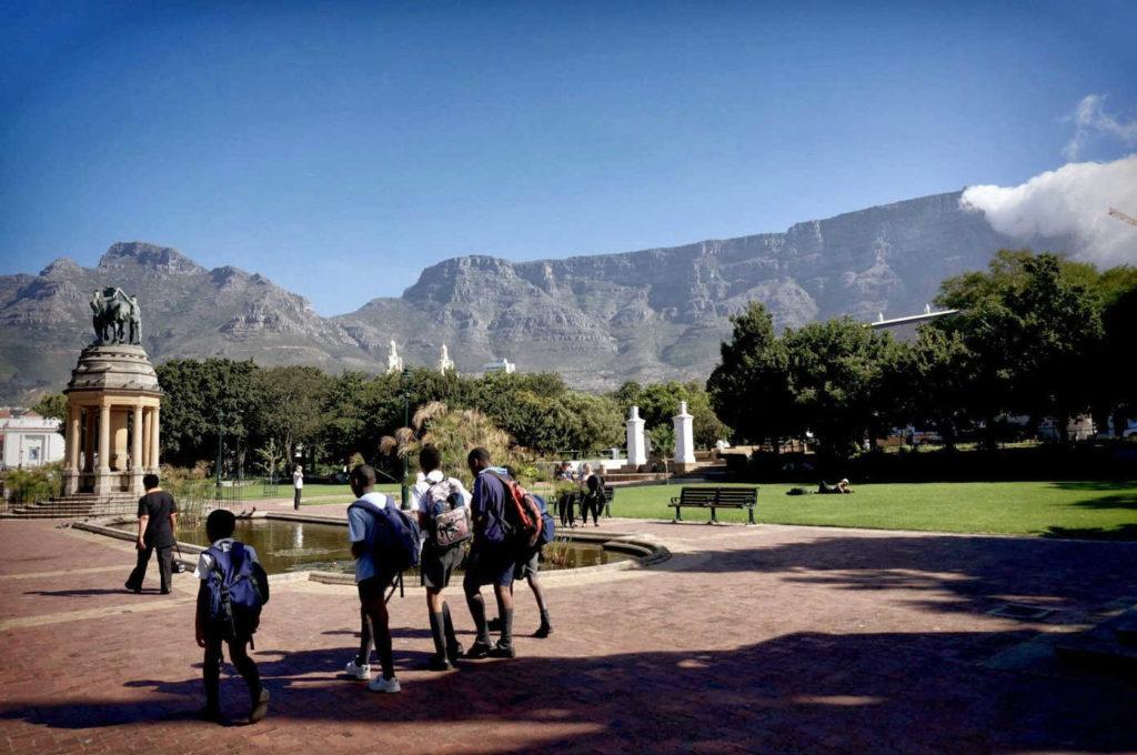Cidade do Cabo, en Sudáfrica.