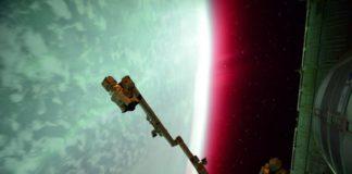 Créditos da imaxe: Scott Kelly, Expedición 44, NASA