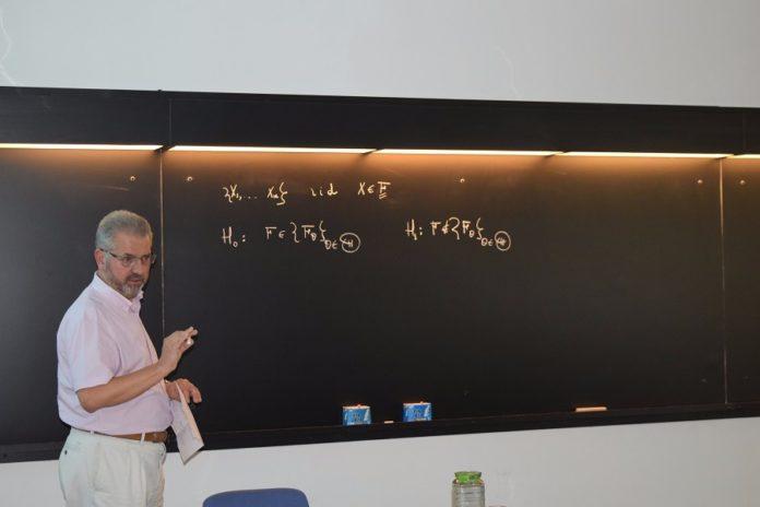 O catedrático González Manteiga, novo membro do IMS