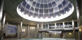 Augas mineromedicinais do balneario de Mondariz
